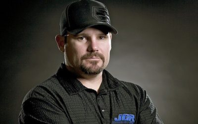 Coy Gibbs,COO of Joe Gibbs Racing