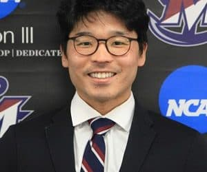 Hideyuki Okuwa MEd. ATC, Head Athletic Trainer, SUNY Maritime College