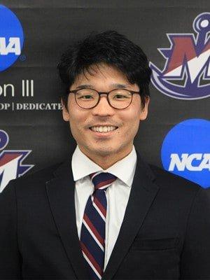 Hideyuki Okuwa MEd. ATC, Head Athletic Trainer, SUNY Maritime College